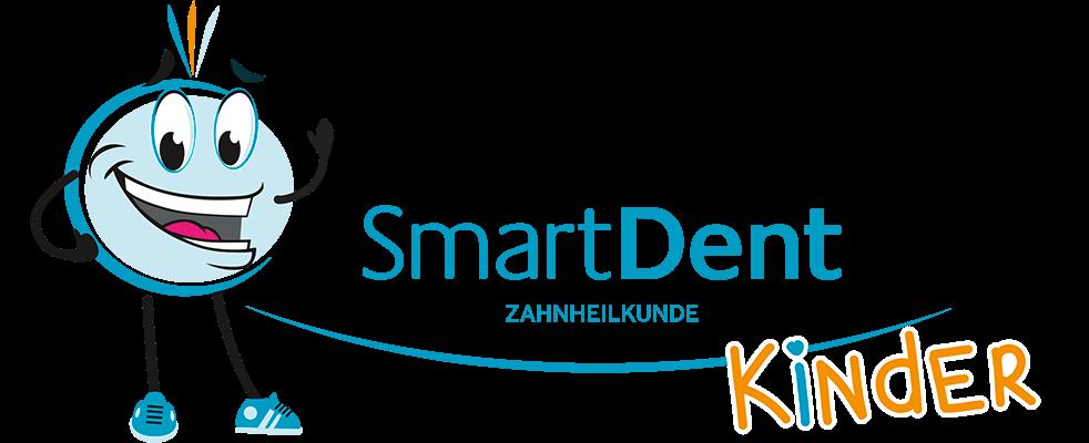 Logo der SmartDent Kinder